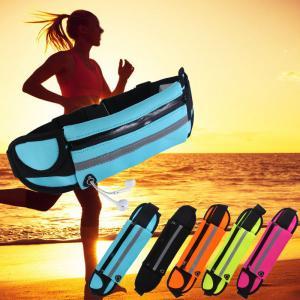 China Women Sport Waist Bag Waterproof Waist Pack Running Hiking Hydration Waist Gym Bag Tactical Phone Bike Outdoor Belt wholesale