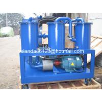 China Economical Portable Oil Purifier Plant | Dirty Oil Cleaning Machine Series JL-50(50LPM) on sale