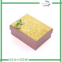 China Luxury Clothing Packaging Paper Gift Boxes With Custom Printed Logo wholesale