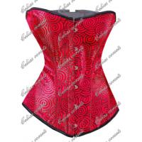 China Free Samples Sexy Lingerie Overbust Steel Boned Corset Wholesale China wholesale