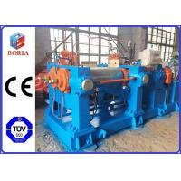 China SGS Certificated Rubber Mixing Mill Machine 1000mm Roller Working Length wholesale