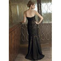 China Black Lace Mother of The Brides Dresses wholesale