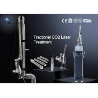China CO2 Laser Scar Removal Machine Vaginal Fractional co2 Laser with Vaginal Tightening Tip wholesale