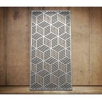 China PVDF Decorative Laser Cut Screen / room divider decoration laser cut panel wholesale