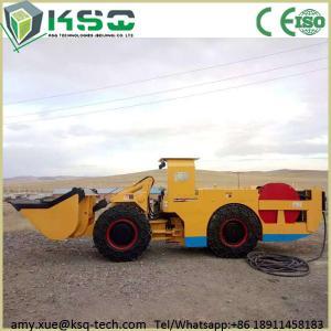 China Excellent KSQ 0.6CBM Underground Diesel Scooptram Load Haul Dump Truck wholesale