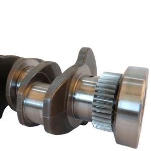China 5261376 Diesel Engine Crankshaft ISF 3.8 Diesel Engines Spare Parts wholesale