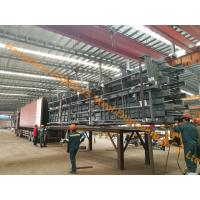 China Heavy Steel Structure Fabrications Steel Structure Shed Warehouse EU US Standard wholesale