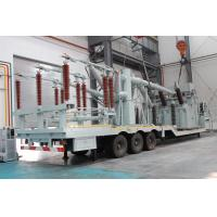China 132 Kv Vehicle Mounted Transformer Substation /  Prefabricated Mobile Substation wholesale