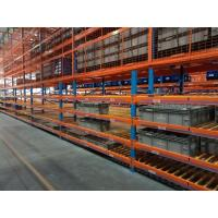 China High Density  Heavy Duty Warehouse Stacking Pallet Rack Racking System wholesale