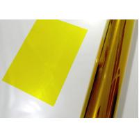 China Chemical Stable Heat Resistant Film Adhesive Biaxially Oriented PI Film on sale