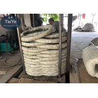 China Hot Dipped Galvanized Razor Barbed Wire Support Customized Specification wholesale