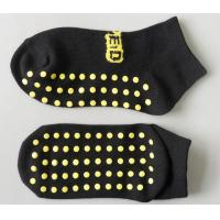 China Knitted Non Slip Grip Socks Anti Foul Sweat Absorbent Unisex For Outdoor Park wholesale