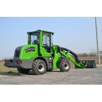 China 2.5 tons 0.75 CBM Bucket Telescopic Front Loader for sale wholesale