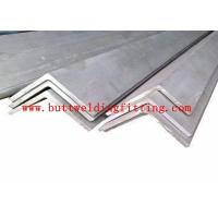 China ASTM 347 Stainless Steel Angle Bars Thickness 2.0mm -18mm Tolerance h9 h11 wholesale