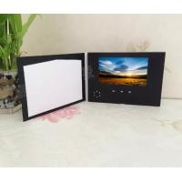 """China Magnetic Swithc 5"""" HD Lcd Video Business Cards for promotion wholesale"""