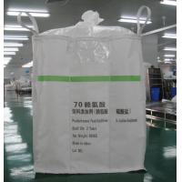 China U panel PP bulk material bags with 4 loops , one ton Type A jumbo bags on sale
