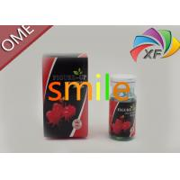 China Effective Natural Slimming Capsule , Healthy Rapid Fat Reduction Pills wholesale