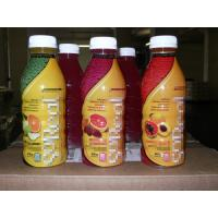 China Automatic Printing PVC Shrink Labels for Craft Beer / Pharmaceutical Package 45µm wholesale
