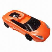 China Car-shaped Mini Speakers with Touch and FM wholesale