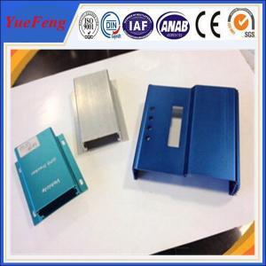 China 6063 Extrusion aluminium profile end cap, aluminum composite panel factory on sale