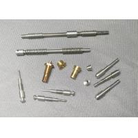 China Industrial High Precision Machined Parts Threaded wholesale