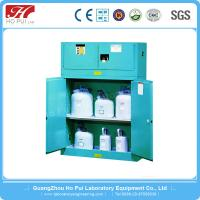 China Industrial Safety Flammable Liquid Storage Cabinet , Fire Proof Hazmat Storage Cabinets wholesale