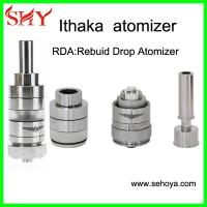 Quality Ithaka Atomizer rebuildable dripping atomizer mechanical mod DIY atomizer for sale