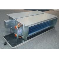 China Ceiling concealed Fan Coil units with EC Motor 4 pipe (FP-102WA/4E) wholesale