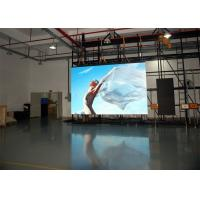 China HD Full Color P3.91 Indoor Rental LED Screen Rental SMD 250mm*250mm Panel Size wholesale