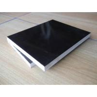 China 18mm Construction Concrete Formwork Film Faced Plywood / Laminated Ply Sheets 4 x 8 wholesale