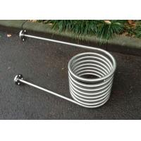 China High Intensity Stainless Steel Heat Exchanger Tube TP310S TP321H Corrosion Proof on sale