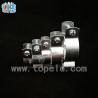 China BSC -20 Steel 20mm 25mm 32mm Rigid Steel Conduit Clip Electro Galvanized wholesale