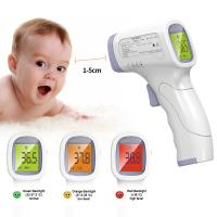 China Medical Grade Non Contact Infrared Thermometer With Data Retention Function wholesale
