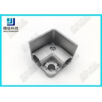 Elbow Connection With Flange Frame Aluminum Alloy Tubing fitting OD 28mm  AL-37 Manufactures