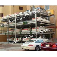 China Multi-floors vertical puzzle parking system Smart Parking vertical horizontal Puzzle Car Parking System Parking Solution wholesale