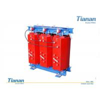 China Scb 10kv Three Phase Cast Resin Dry Type Distribution Transformer Indoor Type wholesale