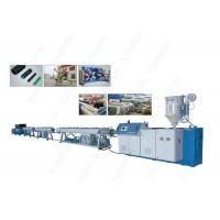 China Full Automatic Plastic Pipe Extrusion Machine For PPR Cold / Hot Water Pipes Production on sale