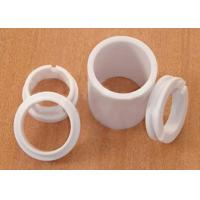 China Advanced High Hardness Ceramic Seal Rings Components  Electrical Insulation on sale