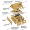 Buy cheap Light Gauge Steel Framing panels from wholesalers