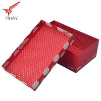 China Flexo Full Color Printed Paper Gift Box Decorative Gift Boxes With Lids wholesale