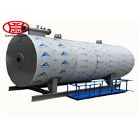 China Horizontal Industrial Hot Oil Boiler, Gas Oil Fired Thermal Fluid Heater for Textile industry on sale