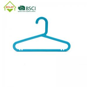 China Compact Light Weight No Trace Portable Strong And Durable Plastic Hanger wholesale