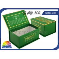 China Diamond Decorated Hinged Lid Rigid Cardboard Box Luxury Design Soap Gift Boxes wholesale
