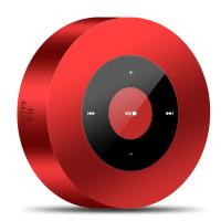 Buy cheap Luxury high quality bass portable mini wireless bluetooth speaker A8 mental from wholesalers
