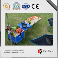 China Temperature Control Outdoor Kitchen Products For Picnic Cooking Station wholesale