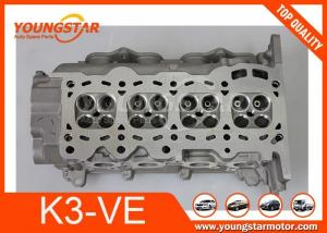 China Engine Cylinder Head For Toyota Avanza 1.3 K3-VE 04-11 For TOYOTA YARIS DAIHATSU TERIOS 2SZFE K3-VE wholesale