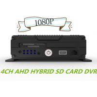 China Hybrid 3G GPS WIFI 1080P Car DVR , vehicle video recorder for Buses / Coach on sale