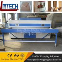 China Door making PVC foil Vacuum press machine price wholesale