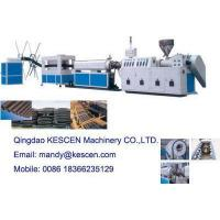 China pe carbon spiral pipe extrusion machinery wholesale