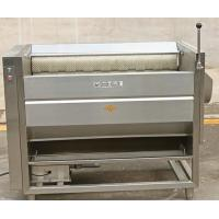 China Competitive price fruit and vegetable washer machine with stainless steel body wholesale